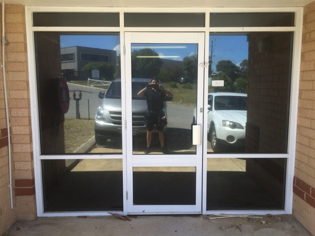 Commercial Window Tinting Perth