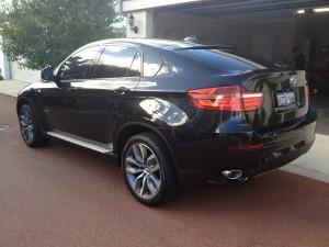 BMW Tinting